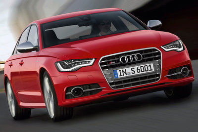 What Is The Difference Between Audi Premium And Prestige >> 2013 Audi A6 Sedan information