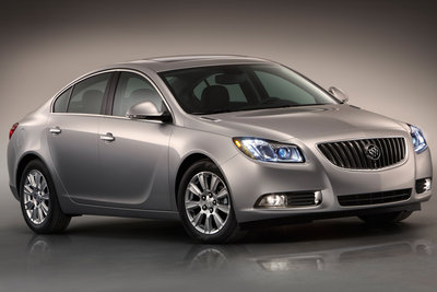 2012 Buick eAssist Regal
