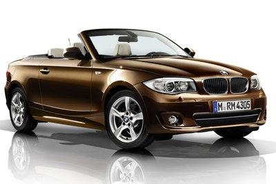 2012 BMW 1-Series Convertible