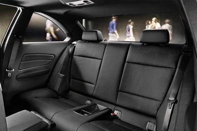 2012 BMW 1-Series Coupe Interior