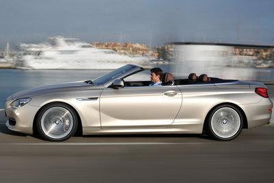 2012 BMW 6-series Convertible