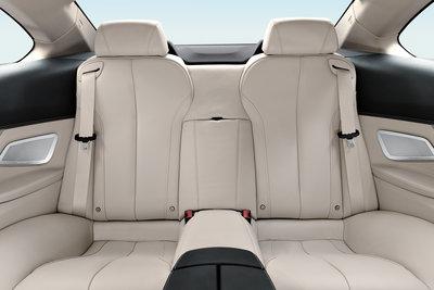 2012 BMW 6-series Coupe Interior