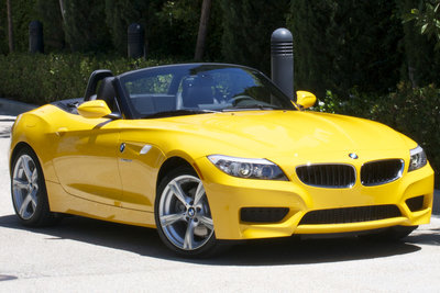 2012 BMW Z4 Roadster sDrive28i