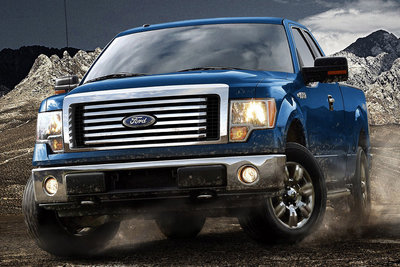 2012 Ford F-150 Extended Cab XLT