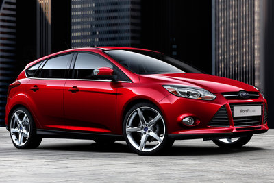 2012 Ford Focus 5-door