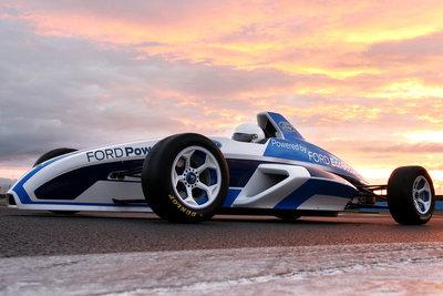 2012 Ford Formula Ford