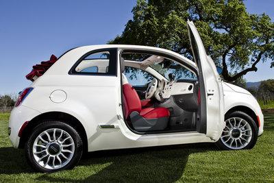 2012 Fiat 500 c