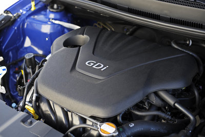 2012 Hyundai Accent 3d Engine