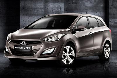 2012 Hyundai i30 wagon