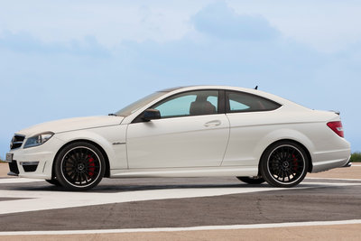 2012 Mercedes-Benz C-Class coupe C63 AMG