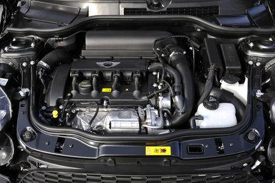 2012 Mini Cooper Coupe Engine