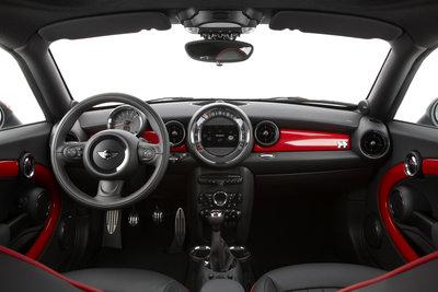 2012 Mini Cooper Coupe Instrumentation