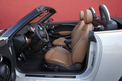 2012 Mini Cooper Roadster Interior
