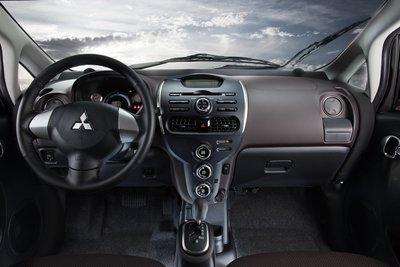2012 Mitsubishi i Instrumentation