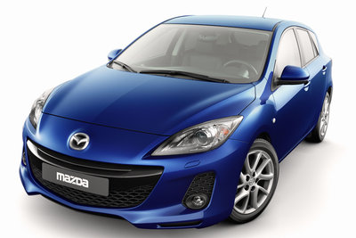 2012 Mazda MAZDA3 5-door
