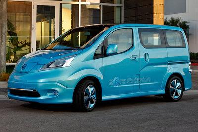 2012 Nissan e-NV200