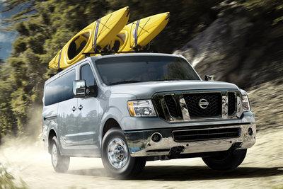 2012 Nissan NV3500 HD Passenger Van