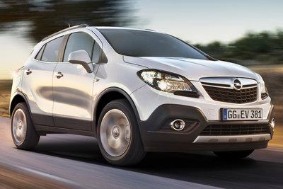 2012 Opel Mokka