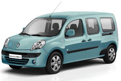 2012 Renault Kangoo