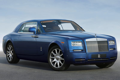 2012 Rolls-Royce Phantom Series II Coupe