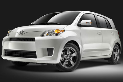 2012 Scion xD Release Series 4.0