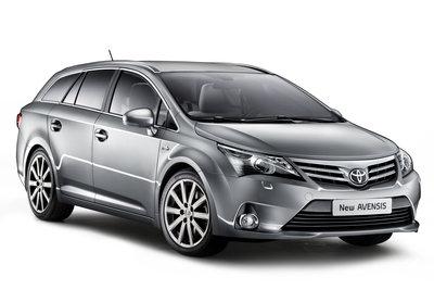 2012 Toyota Avensis wagon