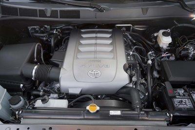 2012 Toyota Sequoia Engine