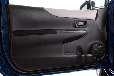 2012 Toyota Yaris 3d Liftback Interior