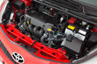 2012 Toyota Yaris 5d Liftback Engine