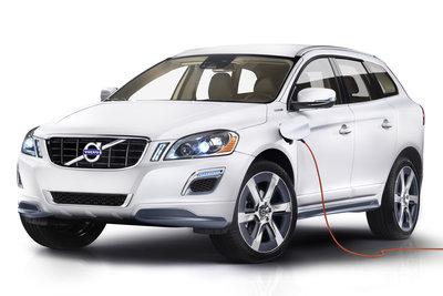 2012 Volvo XC60 Plug-in Hybrid