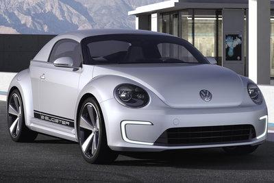 2012 Volkswagen E-Bugster