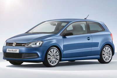 2012 Volkswagen Polo Blue GT