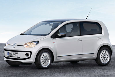 2012 Volkswagen Up 5d