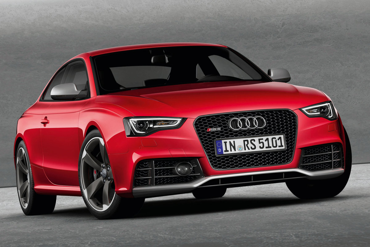Picture of 2013 Audi A5 coupe