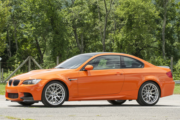 2013 BMW 3-Series M3 Coupe Lime Rock Park Edition