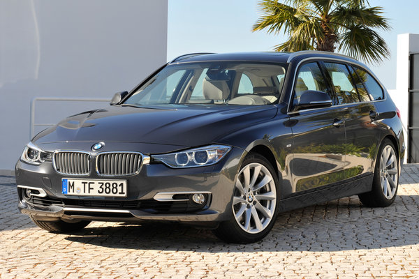 2013 BMW 3-Series Wagon