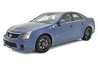 2013 Cadillac CTS-V Sedan Stealth Blue Edition