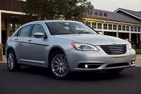 2013 Chrysler 200 Sedan