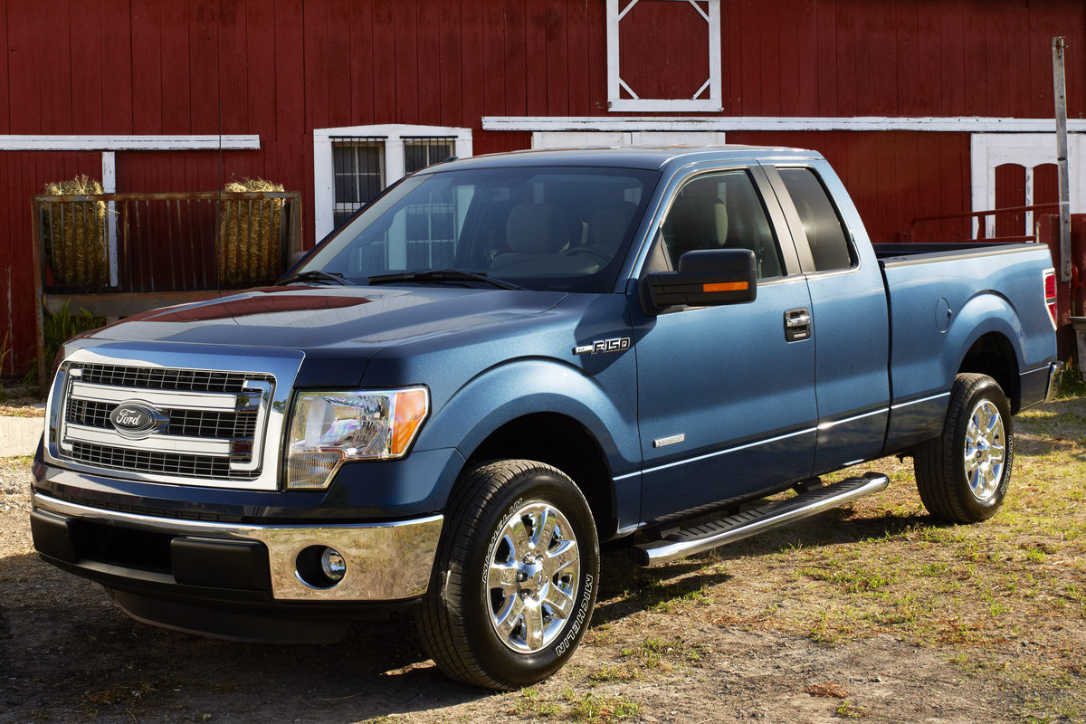 2013 ford f 150 xlt extended cab