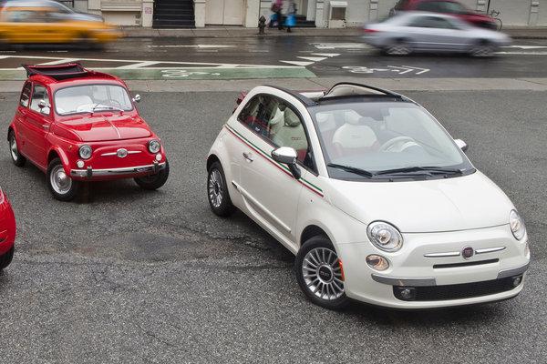 2013 Fiat 500 C