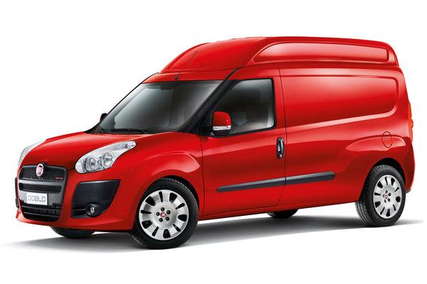 2013 Fiat Doblo Cargo