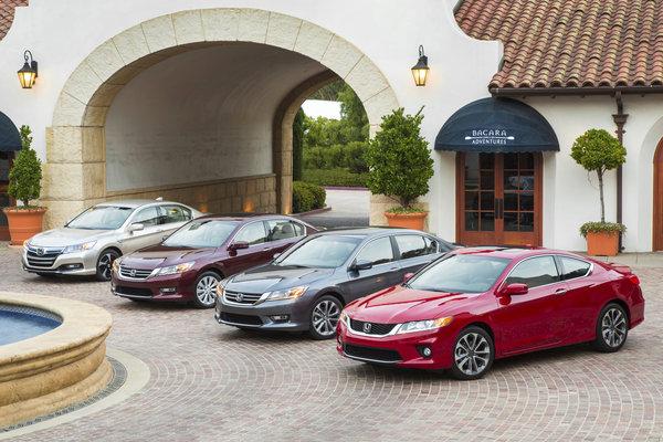 2013/2014 Honda Accord family