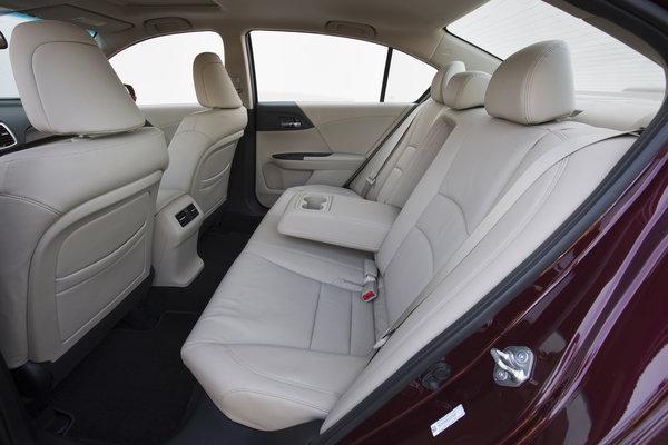 2013 Honda Accord EX-L V6 Interior