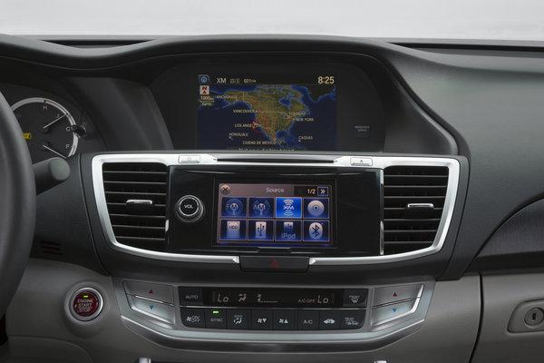 2013 Honda Accord EX-L V6 Instrumentation