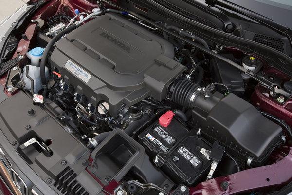 2013 Honda Accord EX-L V6 Engine