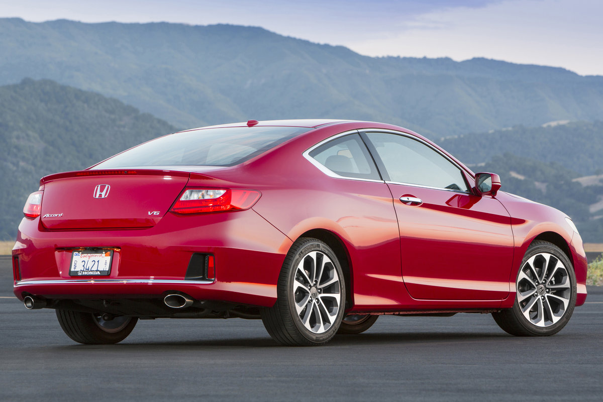 2014 honda accord coupe pictures. Black Bedroom Furniture Sets. Home Design Ideas
