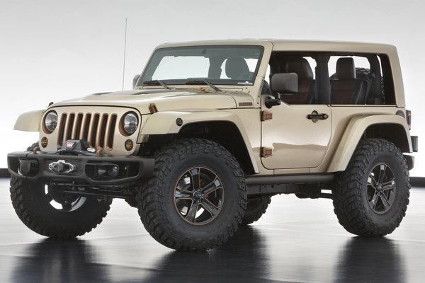 2013 Jeep Jeep Wrangler Flattop