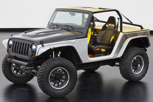 2013 Jeep Wrangler Stitch