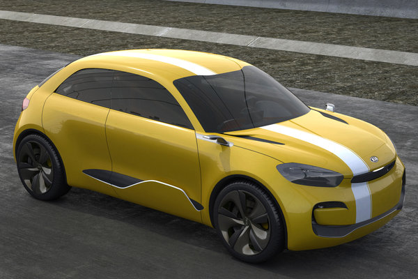 2013 Kia Cub