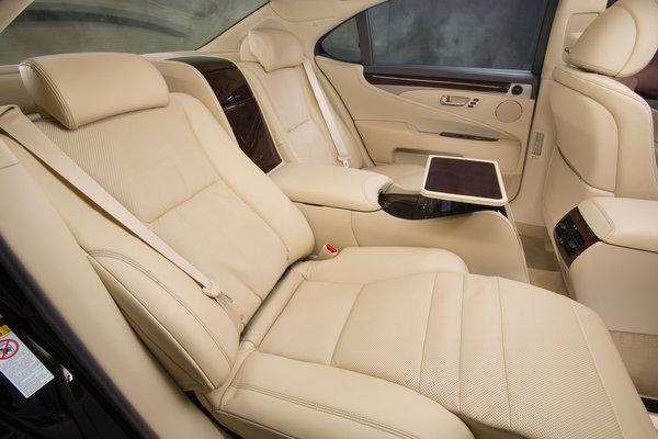 2013 Lexus LS 460 L Interior